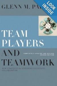 Team Players and Teamwork Parker