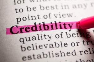 credibility in leadership